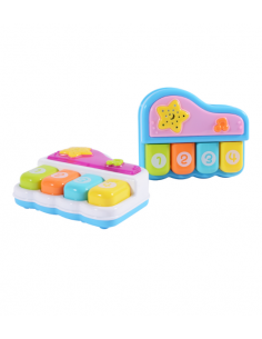 Jucarie interactiva mini piano