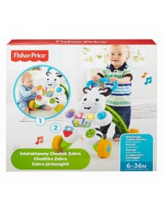 Antepremergator Zebra Fisher Price