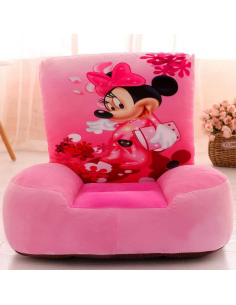 Fotoliu din Plus - Minnie Mouse 3D