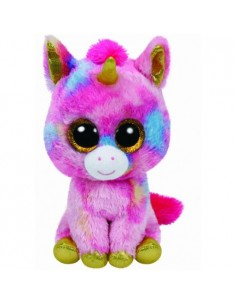 Plus Ty 24cm Boos Fantasia Unicorn Multicolor