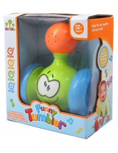 Jucarie Interactiva - Funny Tumbler