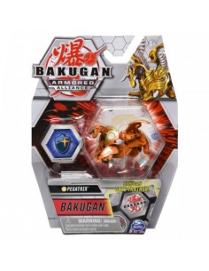 Bakugan S2 Bila Basic Golden Pegatrix Cu Card Baku-gear