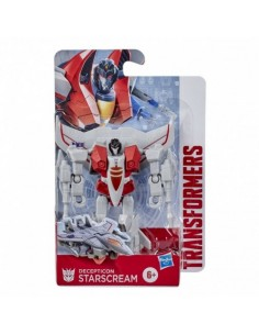 Transformes Robot Decepticon Starscream Generation Bravo