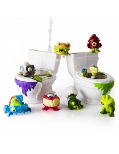 Flush Force Set 8 Figurine