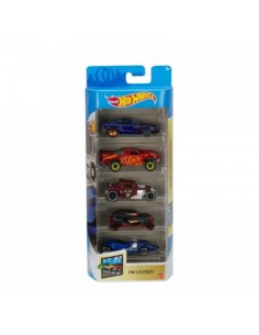 Set 5 Masini Hot Wheels Legends