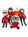 Set 5 Figurine Incredibles