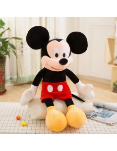 Jucarie din Plus - Mickey Mouse - 70 cm
