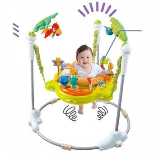 Centru de activitati - Baby Jungle Jumper