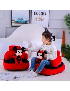 Fotoliu Plus Copii - Minnie si Mickey
