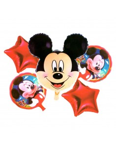 Set 5 Baloane din Folie - Mickey