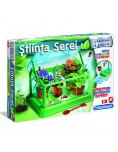 Set Educativ - Stiinta Serei