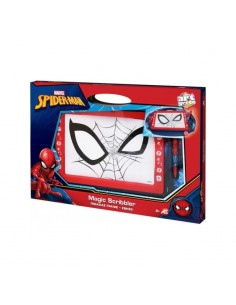 Tabla de Scris Spiderman Magic - Scribbler Mare