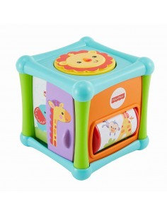 Cub cu Activitati Animalute - Fisher Price