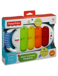 Jucarie Bebe Xilofon Muzical - Fisher Price