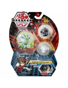 Bakugan Pachet Start Diamond Webam