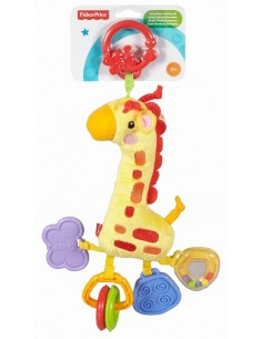 Zornaitoare Bebe Girafa - Fisher Price