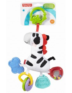 Zornaitoare Bebe Zebra - Fisher Price