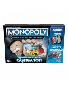 Monopoly Super Electronic Banking - Castiga Tot